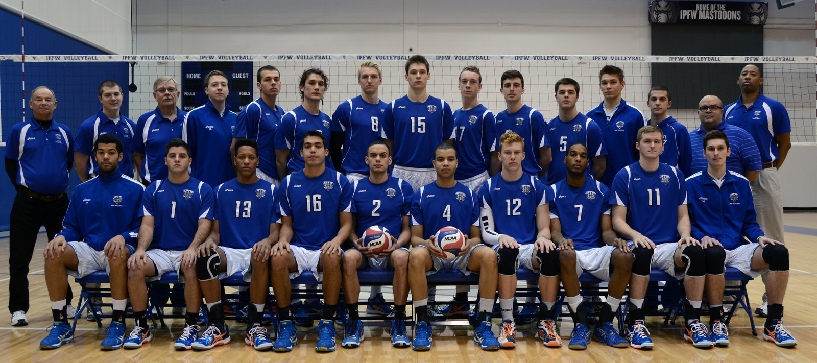 2015 Men S Volleyball Roster Purdue Fort Wayne Athletics