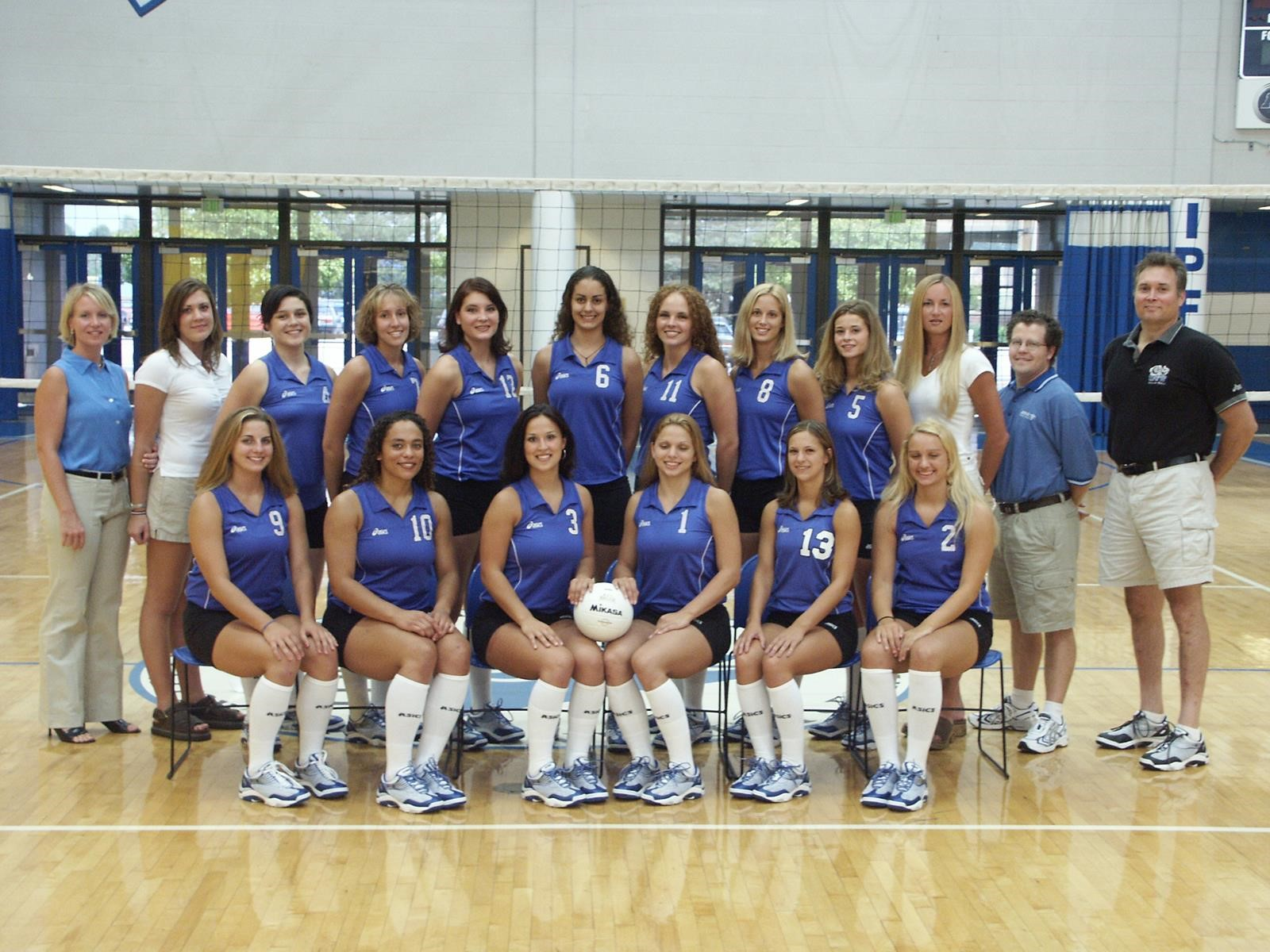2002 Women S Volleyball Roster Purdue Fort Wayne Athletics