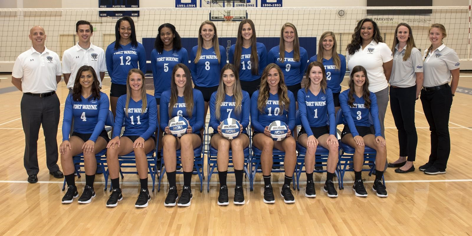 2017 Women S Volleyball Roster Purdue Fort Wayne Athletics