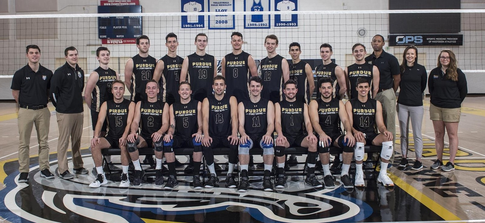 2019 Men S Volleyball Roster Purdue Fort Wayne Athletics