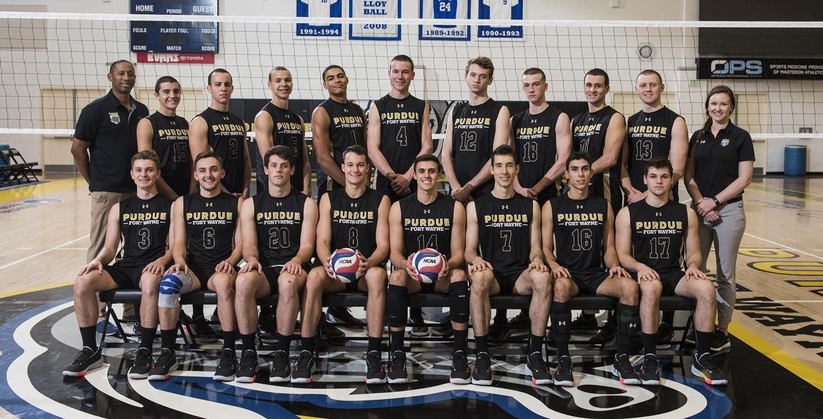 2020 Men S Volleyball Roster Purdue Fort Wayne Athletics